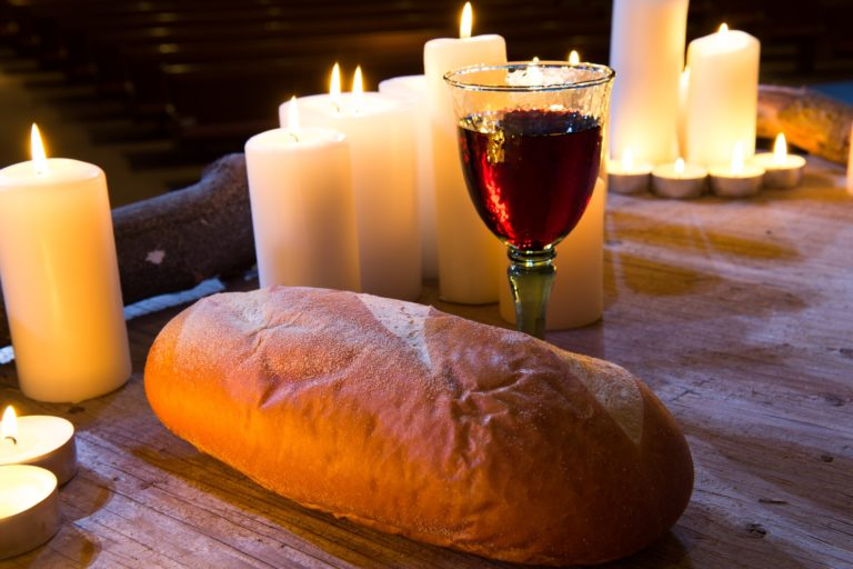 Prayer for Communion